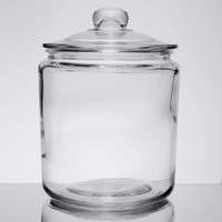 Core 1 Gallon Glass Jar with Glass Lid