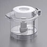 Avamix CB3S 3 Qt. Clear Plastic Bowl and Smooth S Blade for 1 hp Food Processors