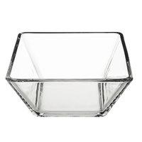 Libbey 1794710 Tempo 5 1/2 inch Square Bowl - 12 / Case