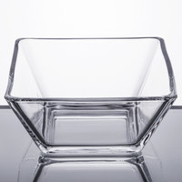 Libbey 1794710 Tempo 21.5 oz. Square Glass Bowl   - 12/Case
