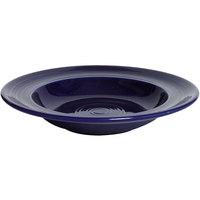 Tuxton CCD-090 Concentrix 12 oz. Cobalt China Soup / Pasta Bowl - 24/Case