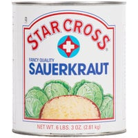 #10 Can Sauerkraut - 6/Case