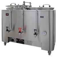 Grindmaster 8106E Twin 6 Gallon Coffee Machine Urn