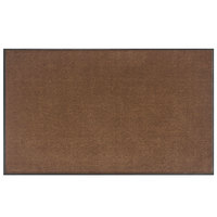 Lavex Janitorial 2' x 3' Light Brown Olefin Indoor Entrance Mat