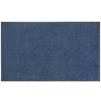 Lavex Janitorial 2' x 3' Blue Olefin Indoor Entrance Mat