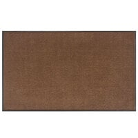 Lavex Janitorial 3' x 4' Light Brown Olefin Indoor Entrance Mat
