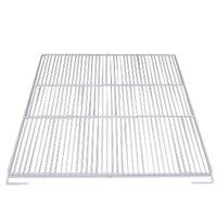 True 959264 White Coated Wire Shelf - 23 1/2 inch x 28 13/16 inch