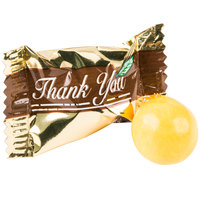 Thank You Individually Wrapped Chocolate Buttermints - 1000/Case