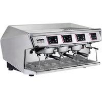 Grindmaster by Unic Aura Three Group Automatic Espresso Machine - 240V