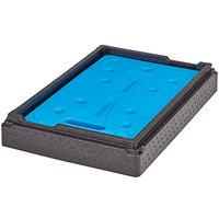 Cambro EPPCTSPKG110 Camchiller® and Insert for Cam GoBox® Top Loader Insulated Food Pan Carriers