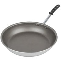 "Vollrath 67814 Wear-Ever 14"" Non-Stick Fry Pan with PowerCoat2 and TriVent Silicone Handle"