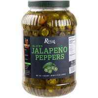 Regal Foods Nacho Jalapeno Slices 1 Gallon - 4/Case