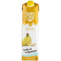 Island Oasis 1 Liter Banana Puree Beverage Mix