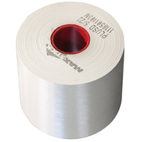 3 1/8 inch x 170' Diamond Adhesive Sticky Media Linerless Receipt Paper / Label Roll - 32/Case