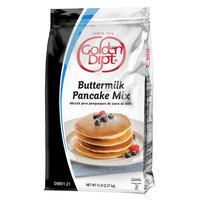 Golden Dipt 5 lb. Buttermilk Pancake Mix - 6/Case