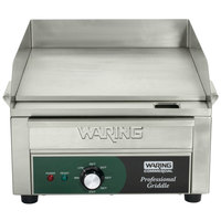 Waring WGR140 Electric Countertop Griddle 17 inch - 120V