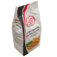 Golden Dipt 5 lb. Crispy Seasoned Chicken Fry Mix   - 6/Case