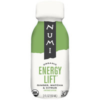 Numi Organic 2 oz. Energy Lift Daily Super Shot - 6/Pack