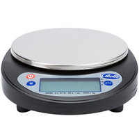 Globe GPS5 5 lb. Portion Control Scale with Ingredient Bowl