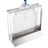 GI Metal AC-APT50 Pizza Peel Holder for up to 20 inch Blade