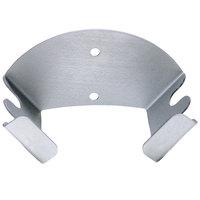 GI Metal AC-APM Aluminum Wall Rack for 2 Pizza Peels