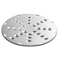 Avantco MX20SH12 1/2 inch Shredder Plate for MX20 Series Slicer and Shredder Attachments