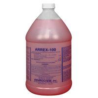 Arrex-100 1 Gallon Concentrated Sanitizer / Disinfectant - 4/Case