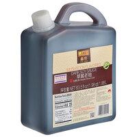 Lee Kum Kee Kum Chun 1.88 Liter Mushroom Flavored Dark Soy Sauce - 12/Case