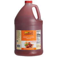 Lee Kum Kee 1 Gallon Sweet and Sour Sauce - 4/Case