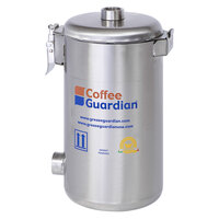 Grease Guardian ST2 Mini Coffee Guardian Stainless Steel Coffee Grounds Removal Filter
