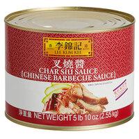 Lee Kum Kee 5 lb. Char Siu Sauce - 6/Case