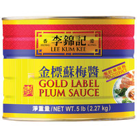 Lee Kum Kee 5 lb. Gold Label Plum Sauce