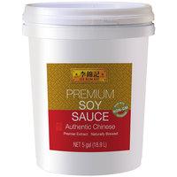 Lee Kum Kee 5 Gallon Premium Soy Sauce