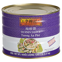 Lee Kum Kee 5 lb. Hoisin Sauce - 6/Case