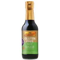 Lee Kum Kee 5.1 oz. Gluten-Free Soy Sauce Bottles - 12/Case