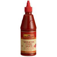 Lee Kum Kee 18 oz. Sriracha Chili Sauce - 12/Case