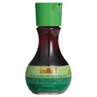 Lee Kum Kee 5.1 oz. Less Sodium Soy Sauce Bottles - 6/Case