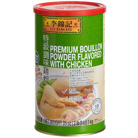 Lee Kum Kee 2.2 lb. Premium Chicken Flavored Bouillon Powder - 12/Case