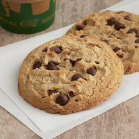 David's Cookies 2 oz. Thaw and Serve Chocolate Chip Cookie - 48/Case