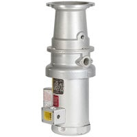 Hobart FD4/75-4 Commercial Garbage Disposer with Long Upper Housing - 3/4 hp, 120/208-240V