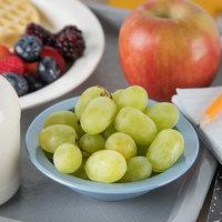 Carlisle PCD30559 Slate Blue 5 oz. Polycarbonate Fruit / Monkey Dish - 48/Case
