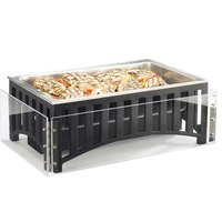 Cal-Mil 978-12 Clear Acrylic Chafer Wind Guard