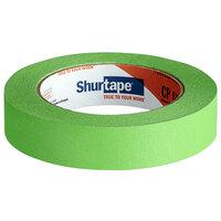 Shurtape CP 631 15/16 inch x 60 Yards Light Green General Masking Tape