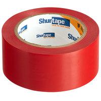Shurtape VP 410 2 inch x 36 Yards Red Line Set Tape