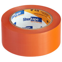 Shurtape VP 410 2 inch x 36 Yards Orange Line Set Tape
