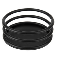 Sterno Products 85230 Black Metal Three Ring Base