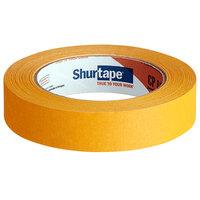 Shurtape CP 631 15/16 inch x 60 Yards Orange General Masking Tape