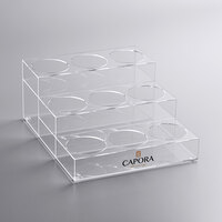 Capora 3 Tier Syrup Bottle Organizer
