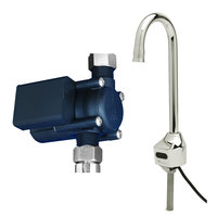 T&S EC-3100-HG ChekPoint Deck Mounted Hands Free Automatic Faucet with Hydro-Generator