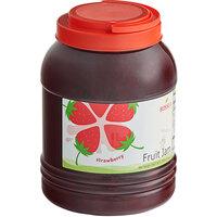Bossen 10 lb. Strawberry Fruit Jam / Smoothie Paste